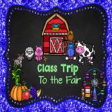 #SpringSavings Class Trip to the Fair ~ A Foldable Book