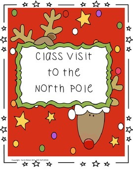North Pole Class Visit