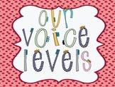 Class Voice Levels