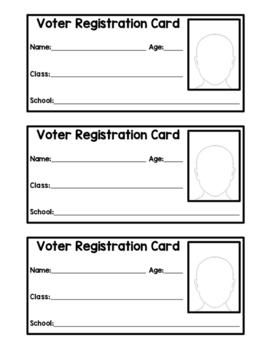Class Voting Activity