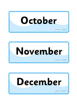 Class Weather Calendar