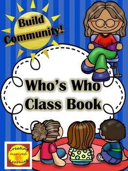 Class Who's Who Book
