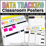 Class-Wide Data & Goal Setting Posters (Large Size)