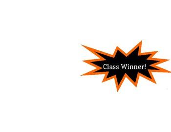 Class Winners Award