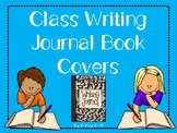 Class Writing Journal Covers