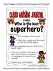 Class Writing Journals- Persuasive Writing Freebie