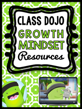 Class dojo growth mindset videos