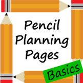 100% Editable Class roster, grade sheet, and 1st week of school forms