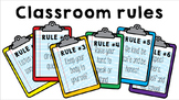 Class rules pack (Display and small version)