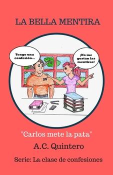 Class set 30 novels- La clase de confesiones (2)- Spanish 1 Novel- Free shipping