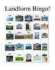 Class set of Geography Landform Bingo Cards!