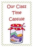 Class time capsule