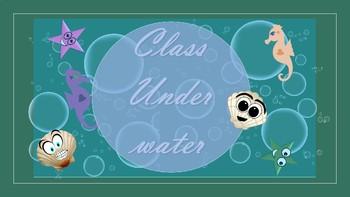 Class underwater