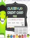 ClassDoJo Credit Card ClassDoJo Points tracker
