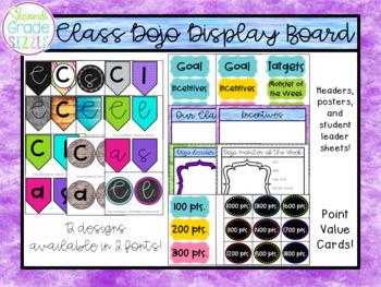 ClassDojo Bulletin Board Display