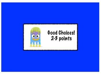 ClassDojo Clip Chart