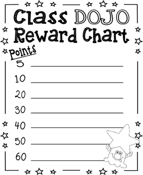 "Classroom ""DOJO"" Rewards Kit"