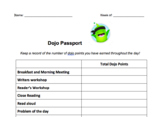 ClassDojo Student Passport
