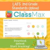 ClassMax Instructional Tracking - LAFS Standards Upload (Second Grade)