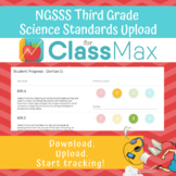 ClassMax Instructional Tracking - NGSSS Third Grade Science Standards