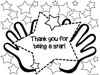 Class Thank You or Gratitude Posters
