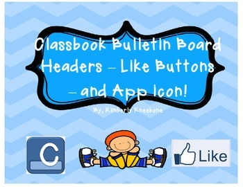 Classbook (Facebook) Headers - Symbol - Like Buttons