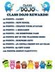 Classdojo reward system chart