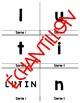 Classes de mots mots mélangés-thème noël