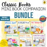 Classic Book Mini Book Companion BUNDLE   Digital + Printable