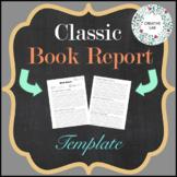Classic Book Report