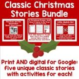 Classic Christmas Short Stories BUNDLE!