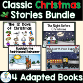 Classic Christmas Stories Bundle of Adapted Books