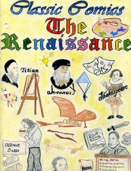 Classic Comics; Renaissance Lives in Comic Book Form