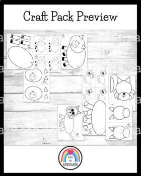 Classic Fairy Tales Crafts Value Pack: Awesome Deal!