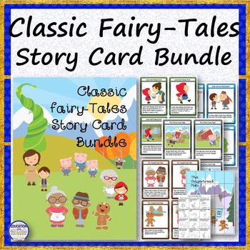 Classic Fairy-Tales Story Card Set