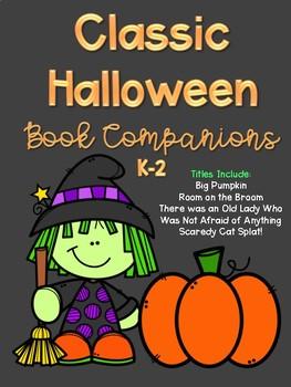 Classic Halloween Book Companions