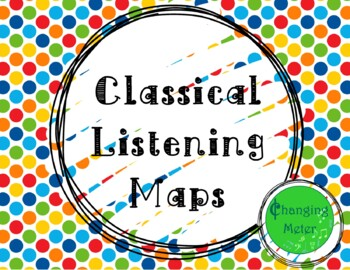 Classic Listening Maps Vol. 1