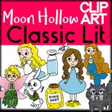 Classic Literature - Moon Hollow Clip Art