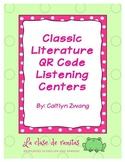 Classic Literature QR Code Listening Centers
