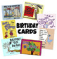 Classic Picture Book/ Birthday Cards/ Coloring Pages