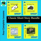 Classic Short Story Readers' Theater Adaptations Bundle 1