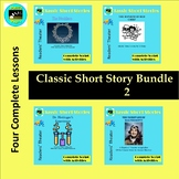 Classic Short Story Readers' Theater Adaptations Bundle 2