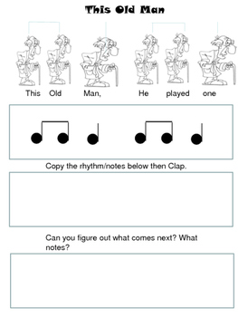 Classic Songs for Music Notation Work