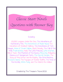 Classic Starts Novels: Questions and Answers