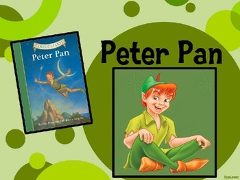 Classic Starts Peter Pan Chapter 3 PARCC-Like Text-Based Q