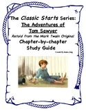 Classic Starts Series: The Adventures of Tom Sawyer (Novel Study Guide)