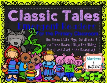 Classic Tales Emergent Readers