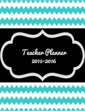 Classic Teacher Planner-Updated!