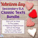 Classic Texts Bundle for Valentine's Day