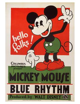 Classic Walt Disney Printable Posters